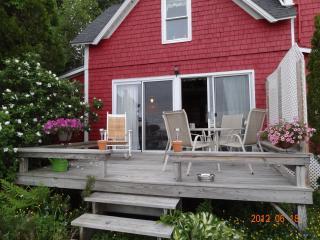 Island View Spruce Head Maine Starboard Cottage
