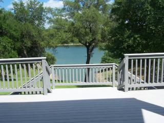 Waterfront Luxury Vacation Home with Dock, Spicewood
