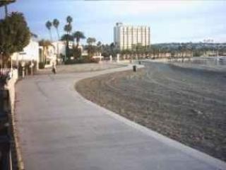 Bayfront Walkway - steps away