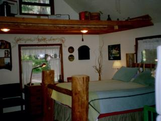 Bunk Haus interior