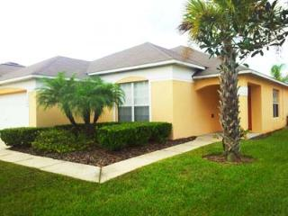 "Orlando home rental-4 bed/3 ""gorgeous"" pool/spa, Kissimmee"