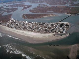 4 Houses from an Uncrowded Beach- S of Ocean City!, Strathmere