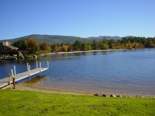 """ WINNIPESAUKEE  NH "" WATER FRONT MT.VIEW DOCK, Moultonborough"