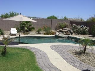 Swim, Golf, Buckeye AZ. Phoenix West Valley 35 min
