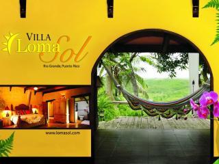 Private 16 acre Estate - Rental in Puerto Rico, Rio Grande