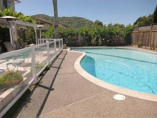 Marin Vacation Home with Pool, Near Sonoma and San
