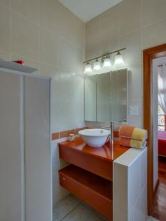 Ensuite bathroom - Master bedroom