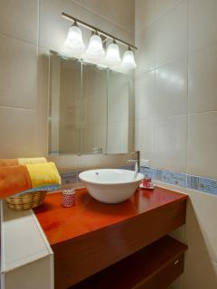 Bathroom -upper floor