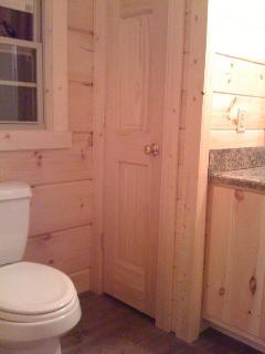 Optional view of Master Bath
