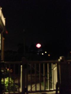 Watch Thursday night fireworks from our deck