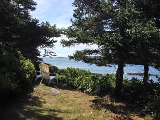 Spectacular Oceanfrontage & Private Cove, Winter Harbor