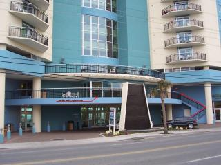Bay View Resort 2 Bedroom Rental - On The New Boardwalk, Myrtle Beach