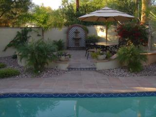 Mediterranean Feel Throughout w/ Resort Backyard, Phoenix