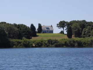 Waterfront on Eastham's Pilgrim Knoll