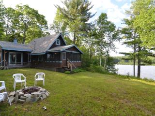 Waterfront Cottage on Patten Pond, Ellsworth