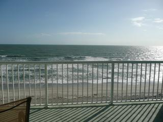 beautiful penthouse direct ocean front condo. NO weekly rentals. Monthly only