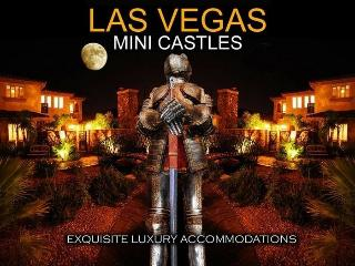 Las Vegas Mini Castles,10 Guest Suites,12 Bath, 13 beds,sleeps 26, up to 17%disc
