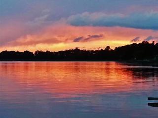 Lakefront Henning Cabin w/ Fantastic Lake Views!
