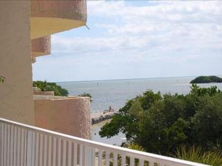 Beautiful Oceanfront Condo with Beachside Resort, Tavernier
