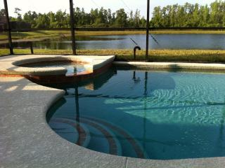 Grand Opening- 7 Bedroom Condo South Facing Pool, Spa, and Games, Kissimmee