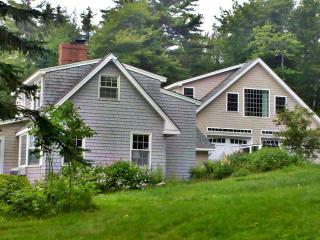 Main House and Osprey
