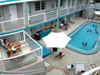 Award winning boutique Motel on Clearwater Bch.