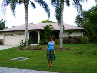 Tropical Florida (Pool) Home - 5 min to beach, Venise