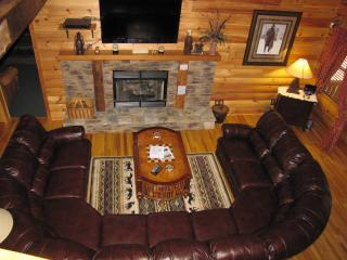 Family Cabin - 15 minutes to downtown Chattanooga, Trenton