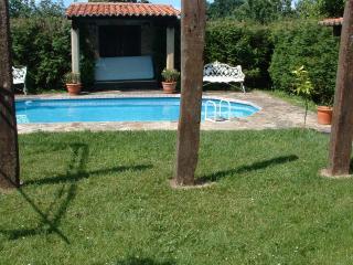 House with pool and barbacue, Sada