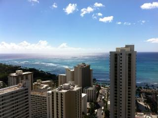 Magnificent Ocean View Penthouse In Waikiki Beach, Honolulu