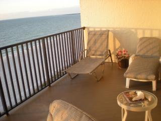 100 off 7/9 to 7/16 Beautiful Beachfront  Condo, Isla Marco