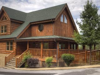 Detail Oriented + Amenities + View= AMAZING CABIN, Pigeon Forge