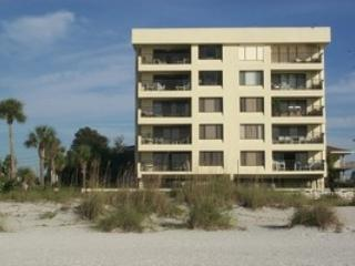 Beach Front Condo - Indian Rocks Beach Front