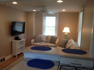 1BR SEASIDE COTTAGE: 1 1/4 BLKS BEACH/BOARDWALK, Wildwood