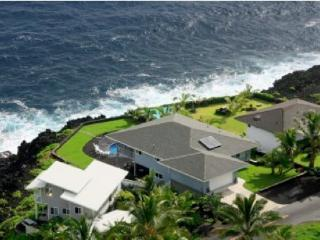 Oceanfront Home w/Pool  Hawaii Tax ID# - W88426598, Pahoa