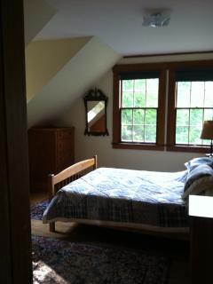 Mountain View Bedroom with huge closet (Queen)
