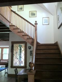 Main Staircase (one of three)