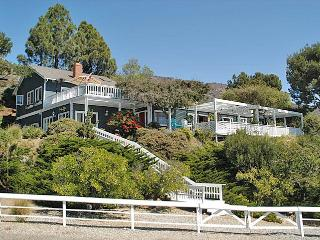 Malibu Ocean View Getaway. Weddings too!