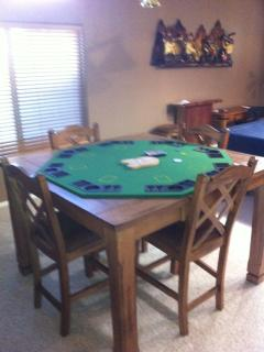POKER OR DINING