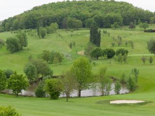 Apartment on golf course near Villeneuve sur Lot, Cancon