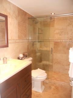Exquisite Marble Bathroom