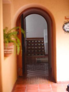 The private entryway to Villa Karaway! Gina Burg - 5280 Shutter Bug Photo