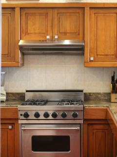 Personal Kitchen. You don\\\'t spend much time here. Let the cook, cook for you!