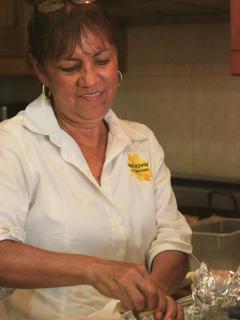 Elba making amazing food just for you!Gina Burg - 5280 Shutter Bug Photo