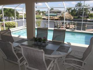 Villa Tiki Dream, Cape Coral - Pool & Gulf Access