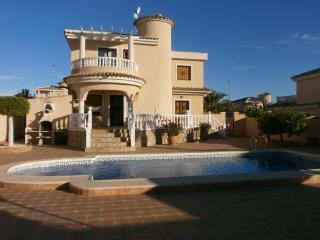 Beautiful Villa with a Large Private Swimming Pool, La Marina