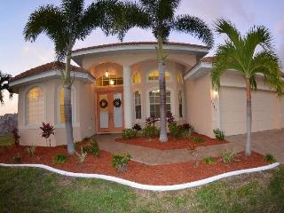 Gulf A Newly Built 3 Bdr, Home,Villa with Pool, Cape Coral