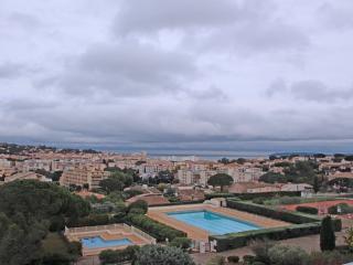 3 Pieces vue mer - 4/6 personnes - Wifi - Sainte-Maxime