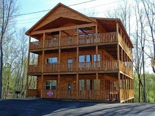 Hummingbird Feb Special: Rent 3 nights, Get 1 Free, Sevierville