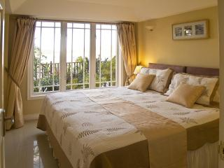 Design with comfort in mind with a super king bed in a fully air condition room